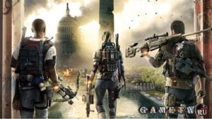 The Clancy's The Division 2