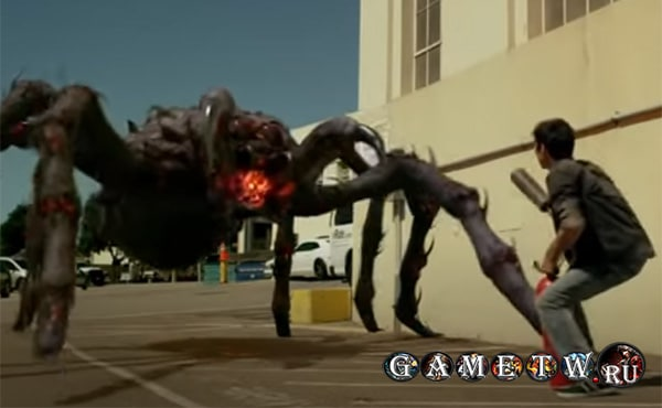 3 страшных и отвратительных ужастика с пауками